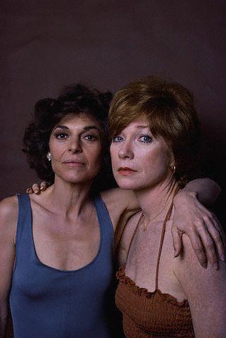 Anne Bancroft & Shirley MacLaine