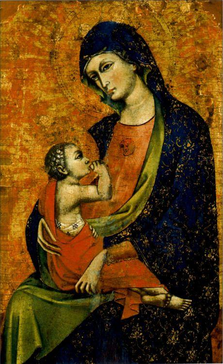 Menegello di Giovanni de Canali, Madonna and Child