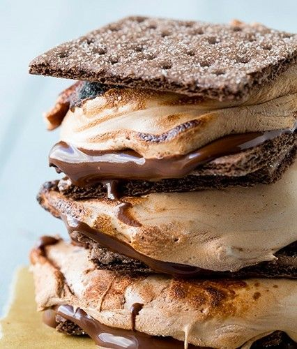 Chocolate Lovers S'mores