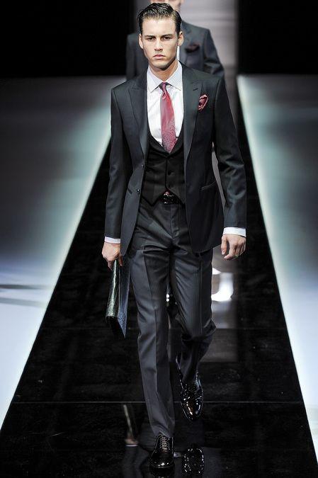 Giorgio Armani Fall 2013