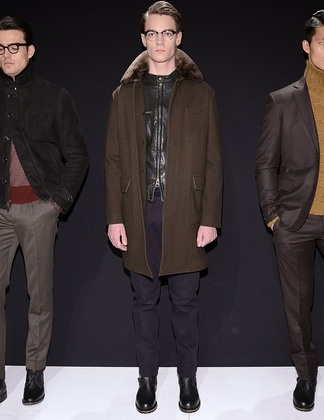 @Todd Perry Snyder Fall 2013 #fashion #NYFWFall2013