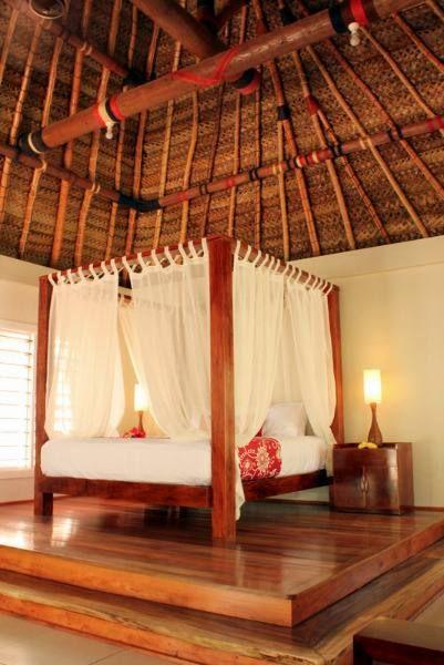 Palms Villa  -  Blue Lagoon Beach Resort - Yaswa Islands  Fiji