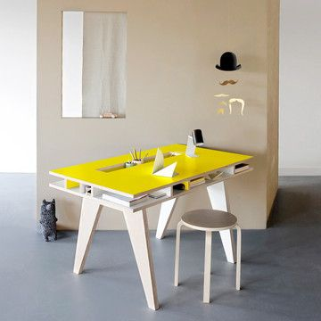 ARRé Design Agency: Wildly Chic Office Furniture