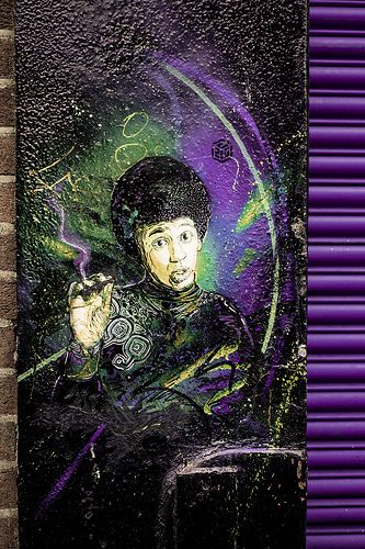 Streetart In Dublin (May 2012) - Little Britain Street (Dublin)