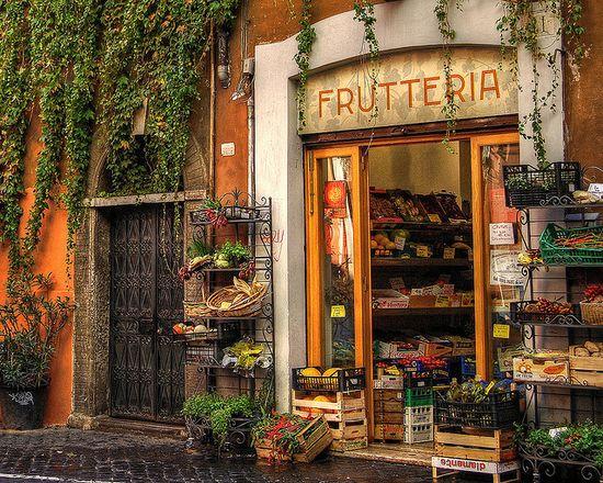 *in Italy