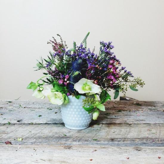Flowers by Wild Folk Studio.