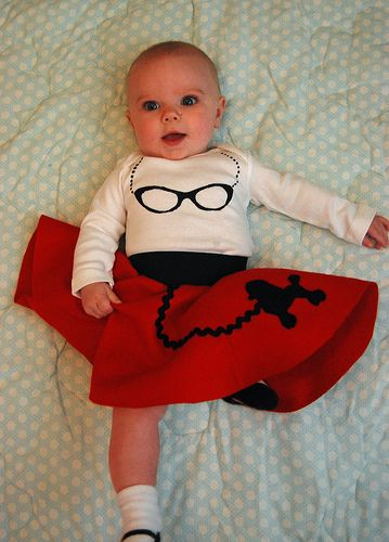 This is so cute!  Many Ideas at this site for baby halloween costumes