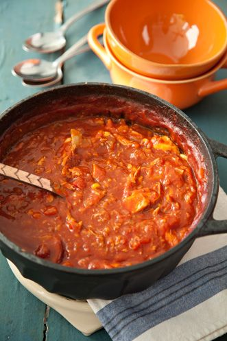 Chicken Brunswick Stew at PaulaDeen.com