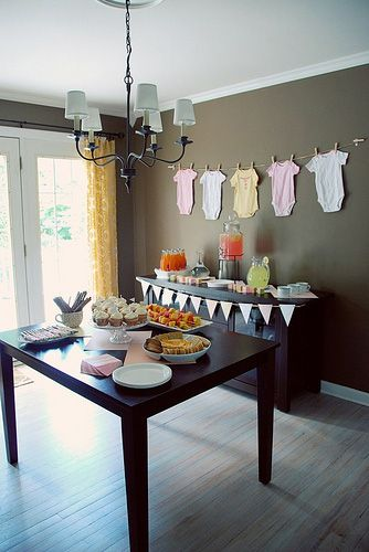 cute baby shower