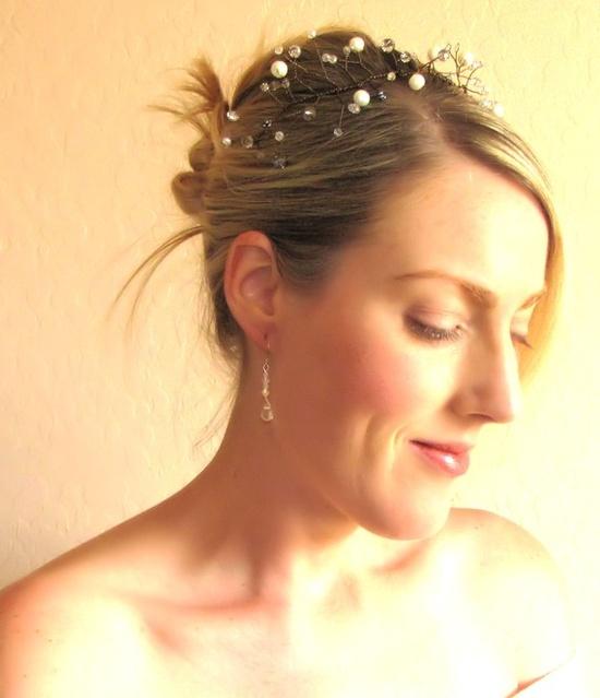 tiara hair accessory