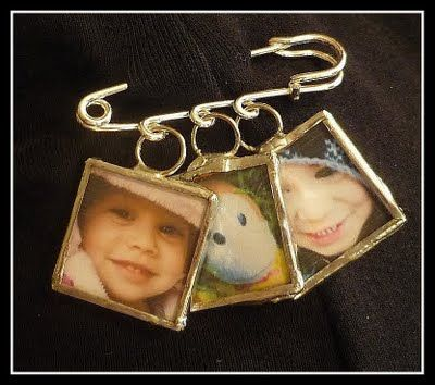 *Make your own soldered pendants, double click on this for full tutorial*