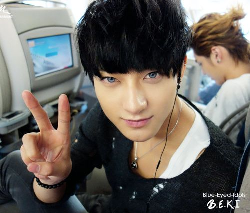 BLUE EYED K-POP IDOLS: #427  Huang Zitao (Tao) - EXO-M