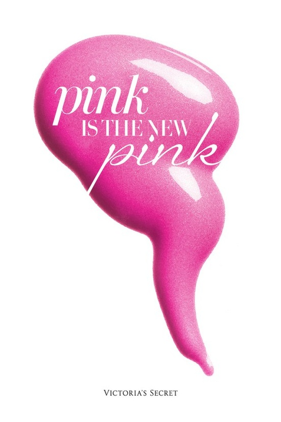 pink is the new pink