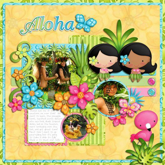 Aloha-Paradise