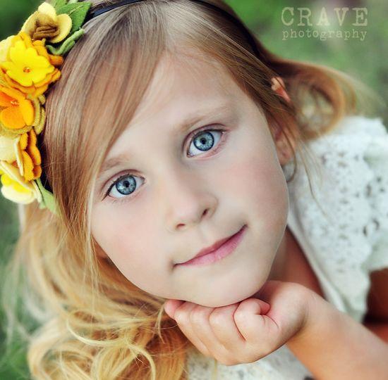 little girls photography