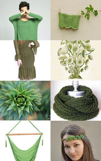 --Pinned with TreasuryPin.com #green #Etsy #handmade #gifts #christmas