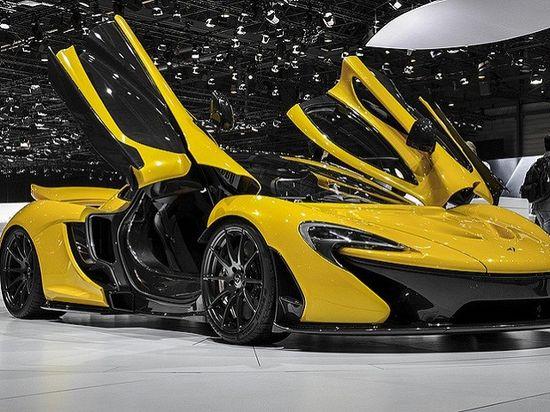 McLaren P1 Super CarZ Sports Cars