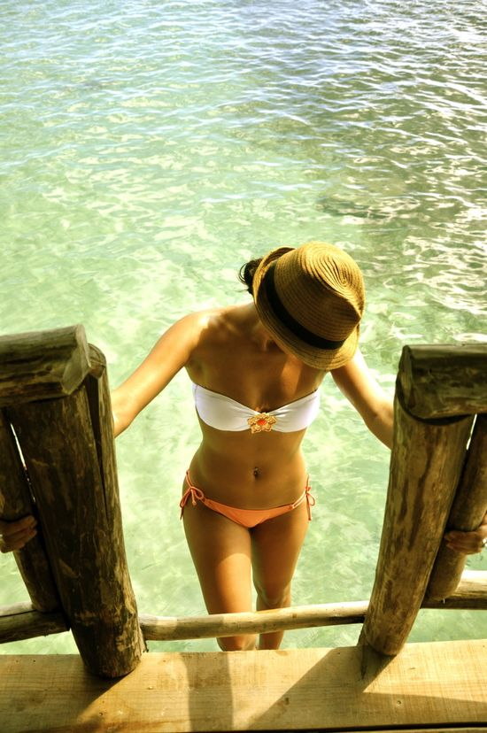 bathing suit!
