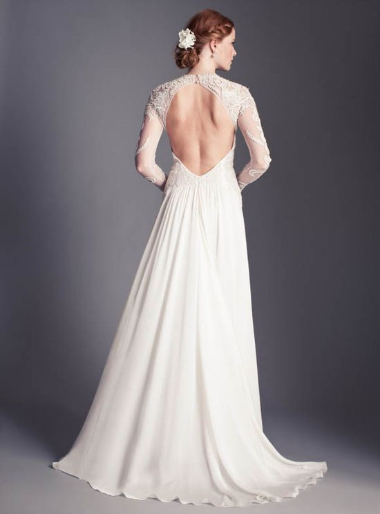 Flora Temperley London 2013 Bridal Collection