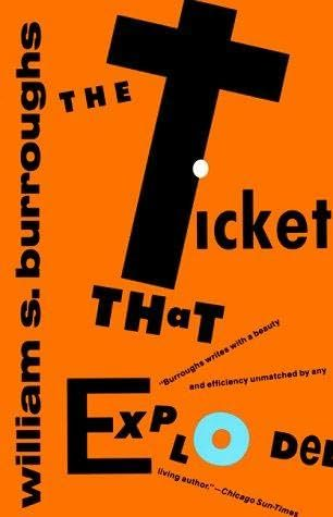 book cover of   The Ticket That Exploded