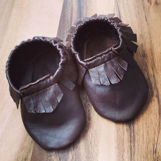 Cute baby Moccasins $30