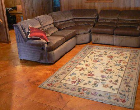 Basement Carpet Flooring Design Ideas - Floor