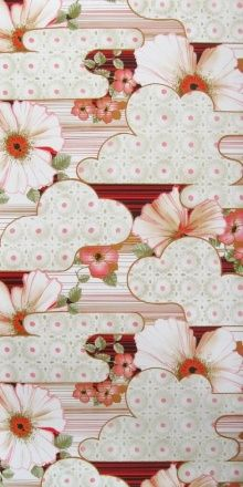 Vintage wallpaper - Shihiro