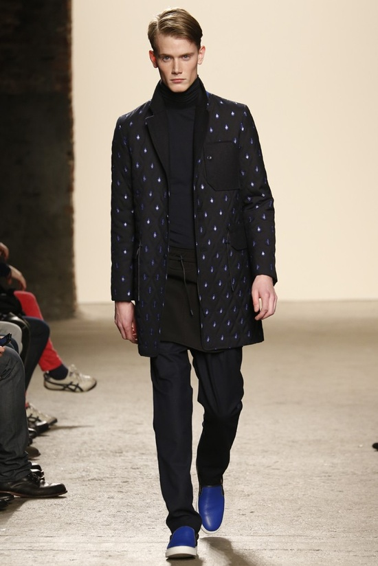 General Idea Men's RTW Fall 2013 - Slideshow - Runway, Fashion Week, Reviews and Slideshows - WWD.com