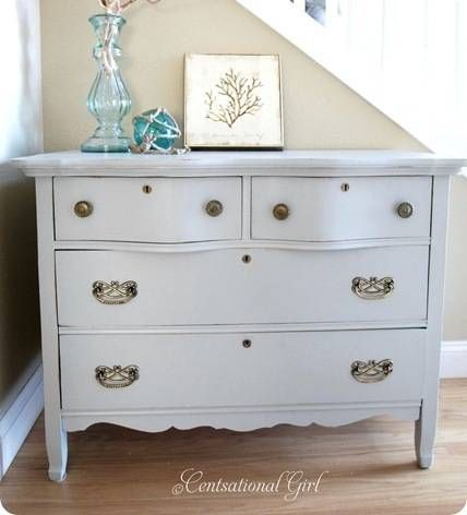 more furniture painting tutorials.