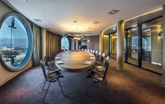 hotel interior design, conference room