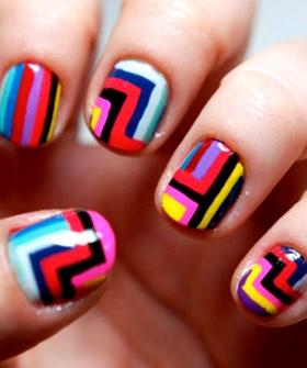 More Nail Art :D