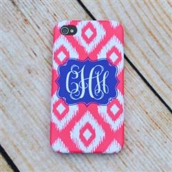 Monogram Smart Phone Case