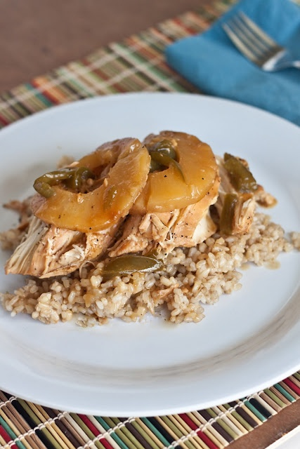 #Crock Pot #Hawaiian Chicken