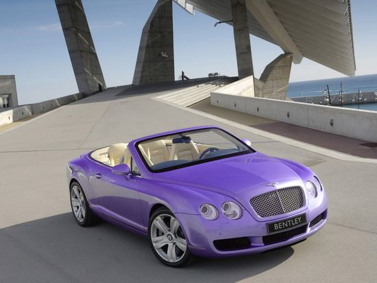 Purple Bentley Continental Convertible, YES PLEASE!   #purplecars #purple #bentley #bentleycontinental #luxurycars #auto #convertible #luxeliving #sportscars #fastcars #bling  www.gmichaelsalon...