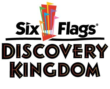 six flags discovery kingdom #logo #graphics #design @SixFlags DiscoveryKingdom