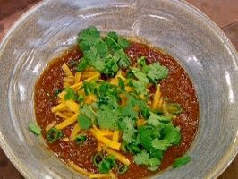Kickin Chili : Recipes : Cooking Channel