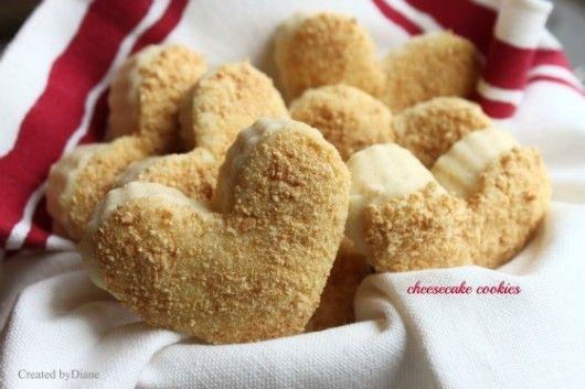 Cheesecake Cookies @createdbydiane