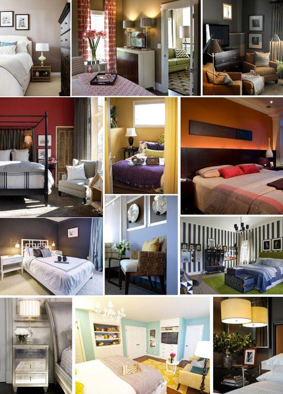 Beautiful Bedroom Color Schemes (blog.hgtv.com/...)