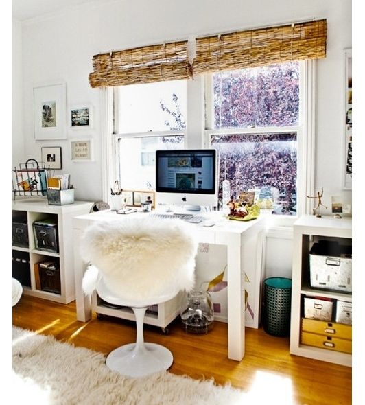Home office design idea - Home and Garden Design Ideas