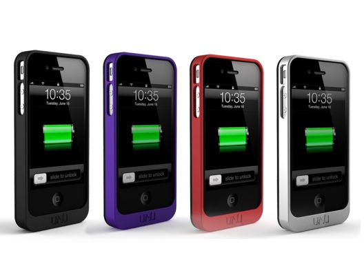 battery case that recharges your iphone!