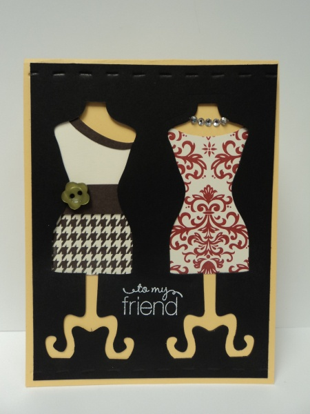 Dressed Up - Stampin' Connection