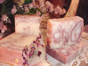Step-by-step instructions for Cold-Process Soap Making