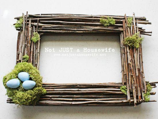 twig frame--