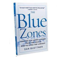 The BlueZones - Dan Buettner