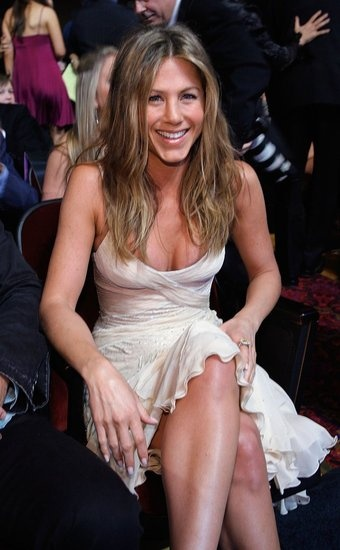 #JenniferAniston at the 2007 #PeopleChoiceAwards. #pretty #celebrity