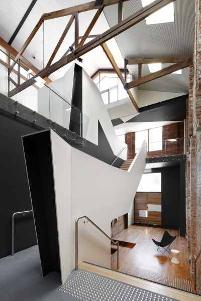 office design / Russel + George