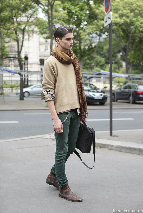 Paris Men's Fashion Week Day 2