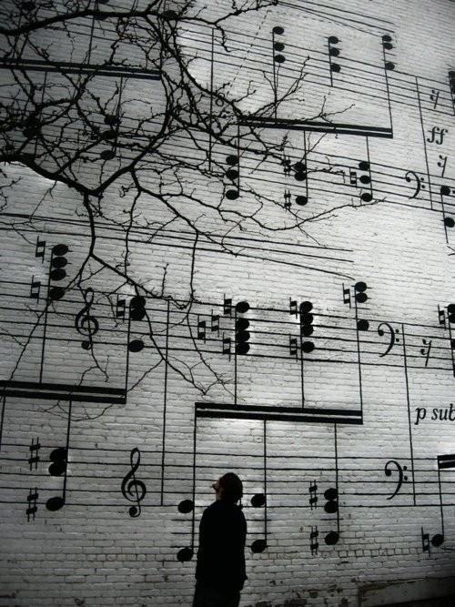Street art...street music