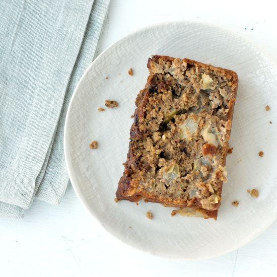 Apple Loaf Cake Recipe