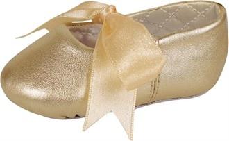 Flower Girl Shoes / Sabrina Girls' Ballet Slippers